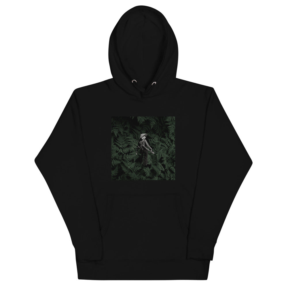 Woman Soldier 2 - Pull Over Hoodie (Unisex)