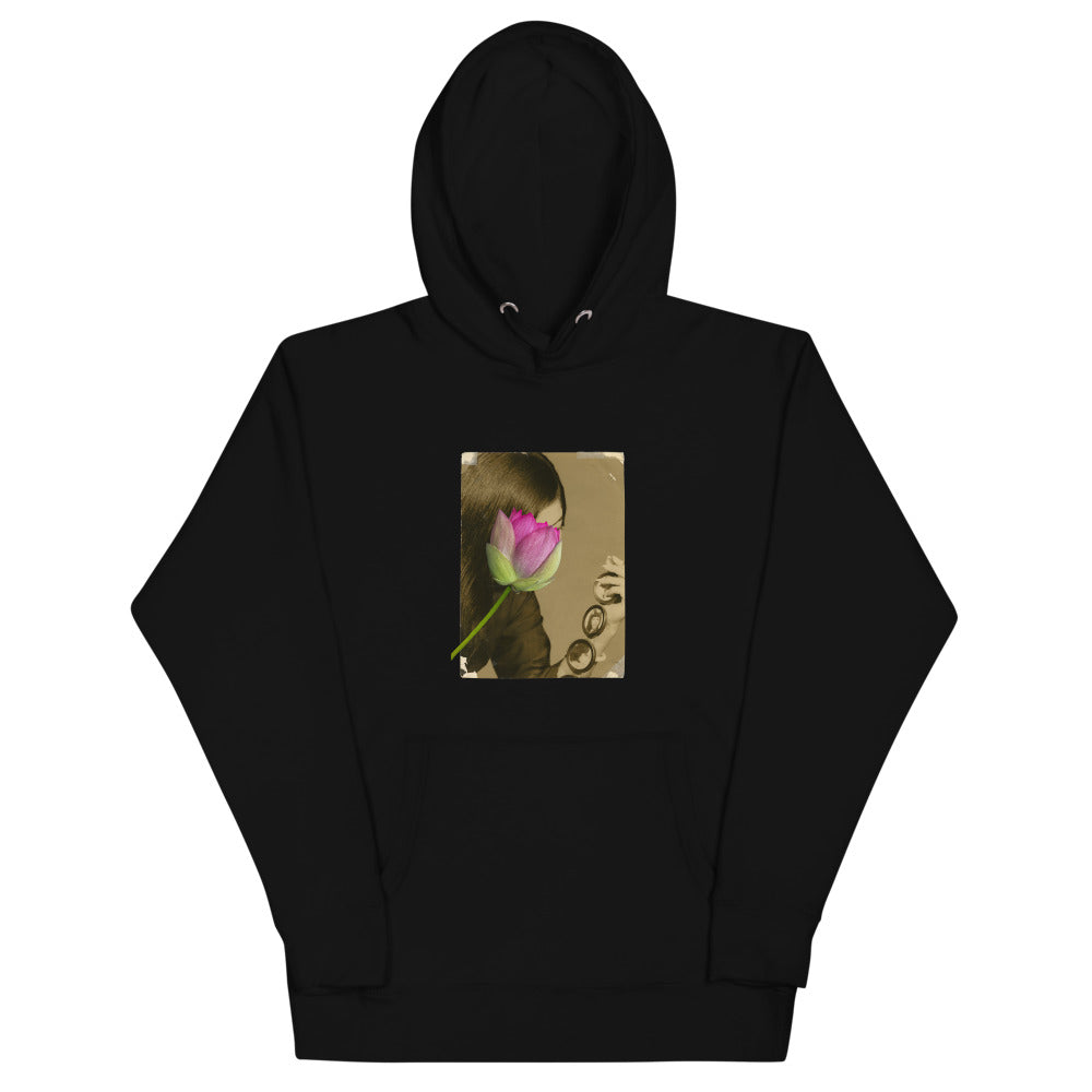 Mother Lotus -  Pull Over Hoodie UNISEX