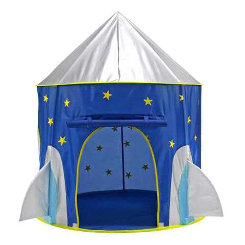 Space Ship Pop-Up Tent - Branch & Leaf