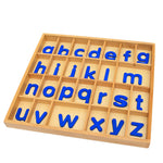 Montessori Alphabet Puzzle - Branch & Leaf