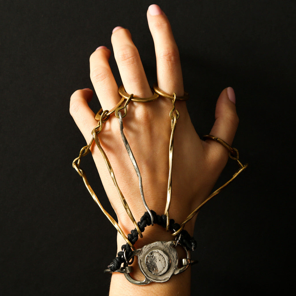 Bionic Skeleton Hand Harness