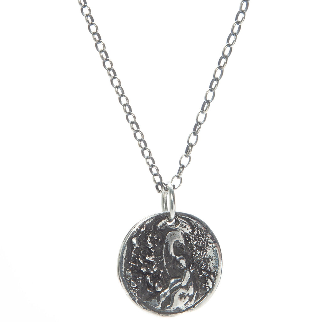 Grave Digger Coin Necklace