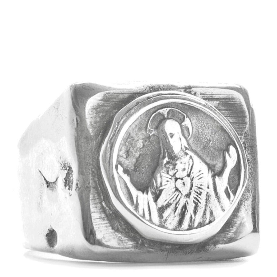 Saint Signet ring