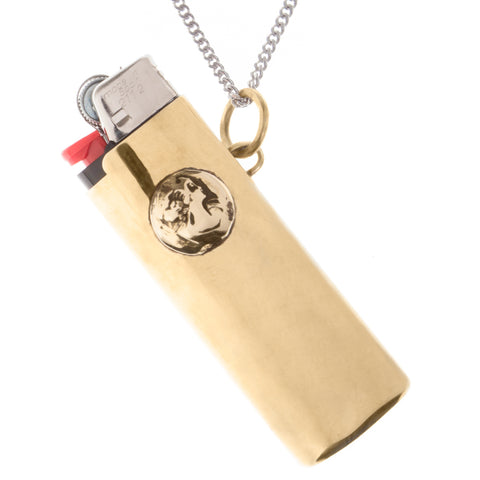 MAIDEN LIGHTER NECKLACE