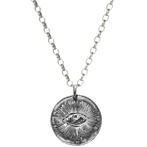 Snake Eye Necklace