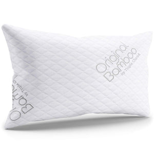Premium Luxury Shredded Memory Foam Adjustable Pillow - Queen