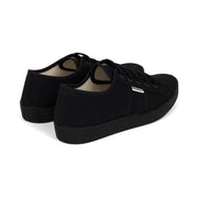 St.Tropez Canvas Sneaker - Black