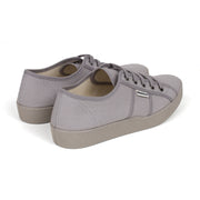 St.Tropez Canvas Sneaker - Ash Grey