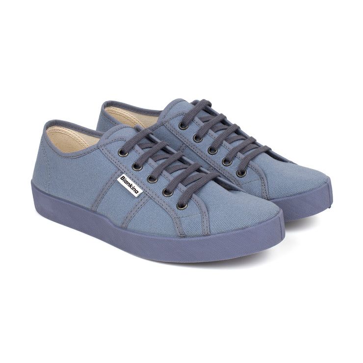 St.Tropez Canvas Sneaker - Denim
