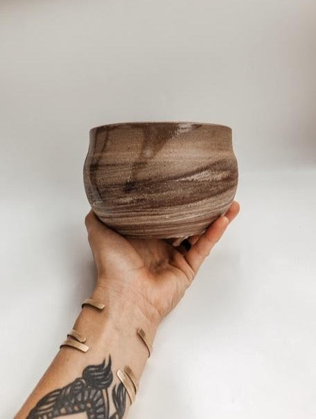 Marbled Planter I :: Ready to Ship