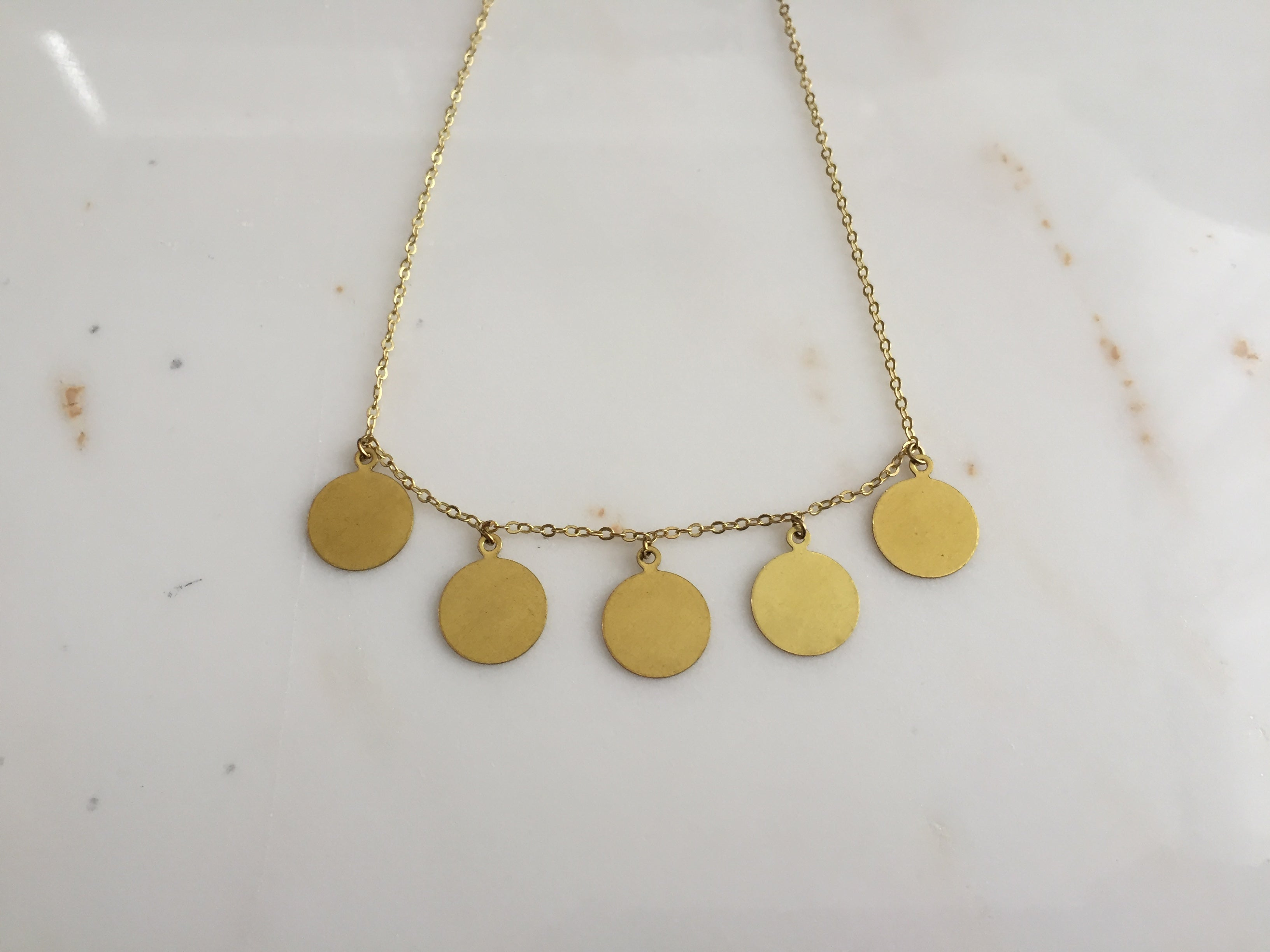 Imali Necklace