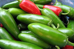 Capsicum annuum Jalapeno M Pepper Plant 50 Seeds #Vegetable