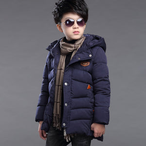 choose clearance fresh styles meet Thick Cotton Padded Jacket For Boys 3-14 Years Old – Jaymil Plus
