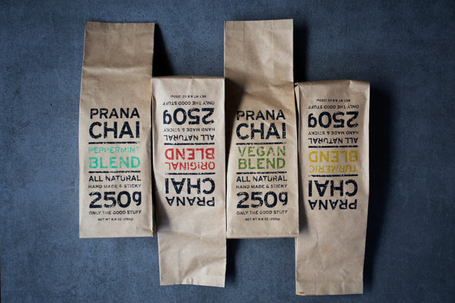 Prana Chai Blends