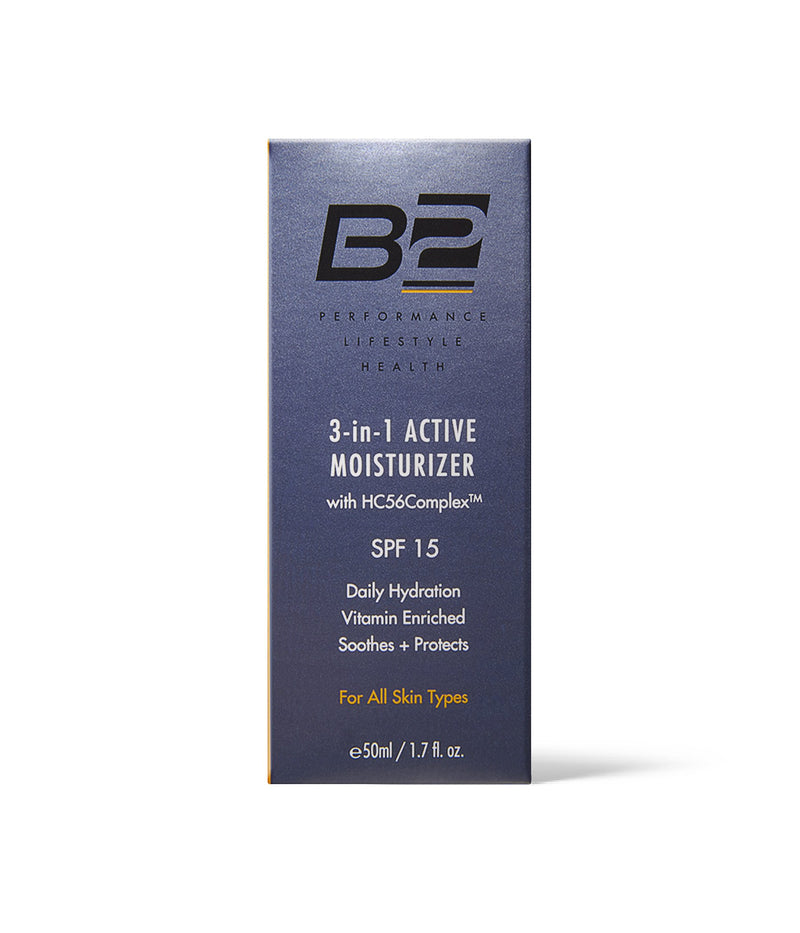 3-in-1 Active Moisturizer (SPF 15) - Case