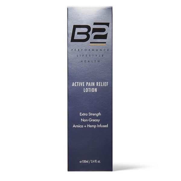 Active Pain Relief Lotion | BB Lifestyle UK