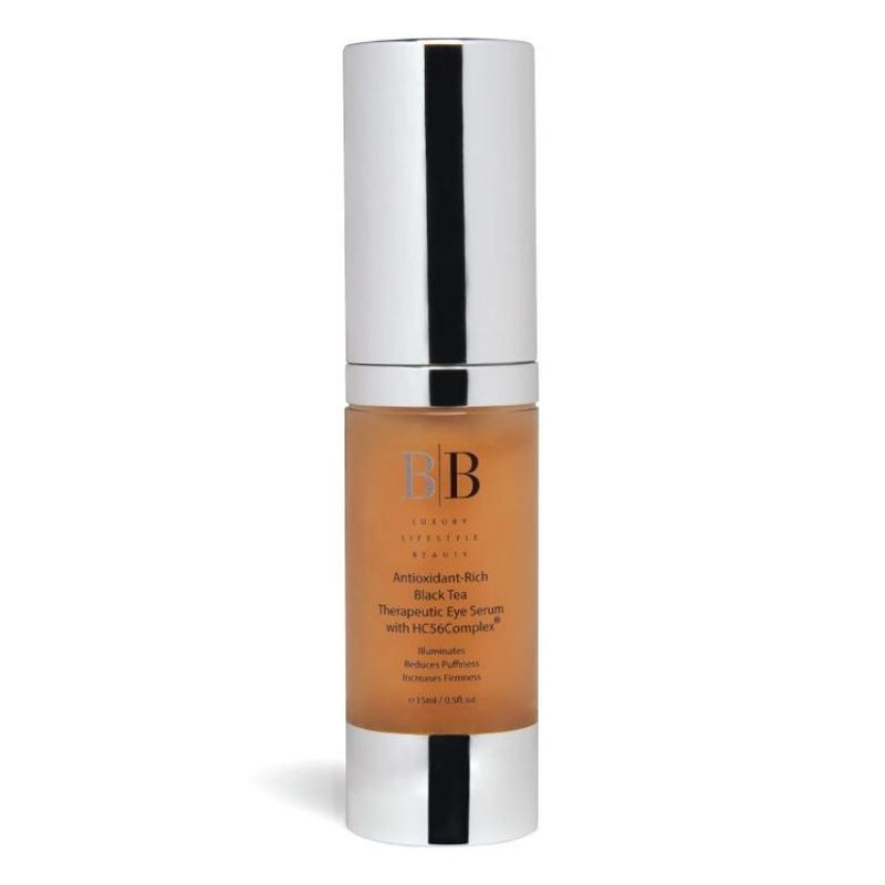 Antioxidant Rich Black Tea Eye Serum with HC56Complex | BB Lifestyle UK