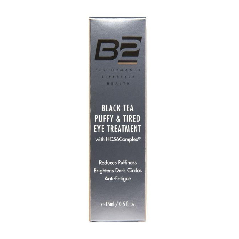 Black Tea Puffy & Tired Eye Treatment with HC56Complex | BB Lifestyle UK