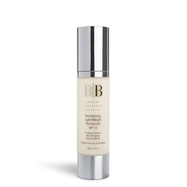 Revitalizing Light-Weight Moisturizer (SPF 15) | BB Lifestyle UK
