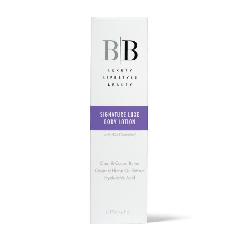 Signature Luxe Body Lotion with HC56Complex | BB Lifestyle UK