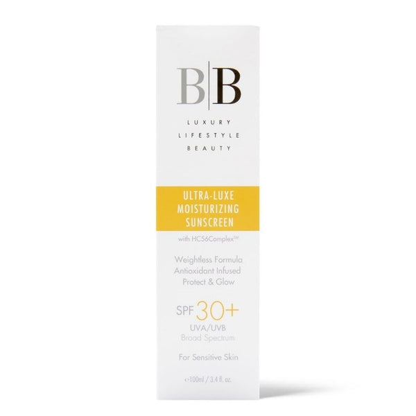 Ultra-Lux Moisturising Sunscreen (SPF 30+) | BB Lifestyle UK