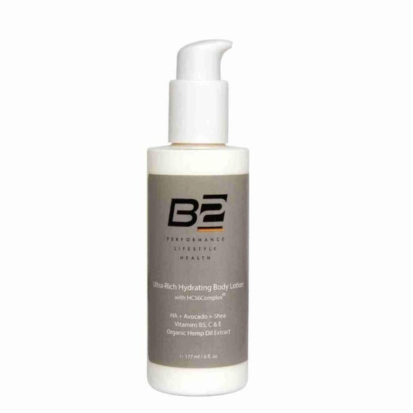 Ultra-Rich Hydrating Body Lotion with HC56Complex | BB Lifestyle UK