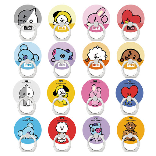 BT21 Merch - BT21 Phone Ring Holder