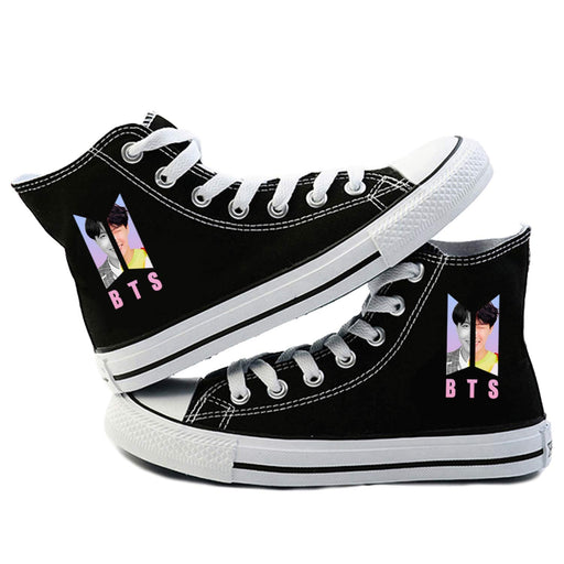 BTS Merchandise - Kpop BTS J-Hope Sneakers