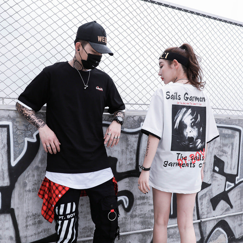 Sails Garment Rock Music Fans Couple Tee