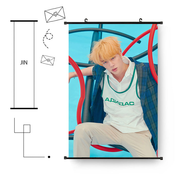 BTS Merchandise- BTS Love Yourself Poster