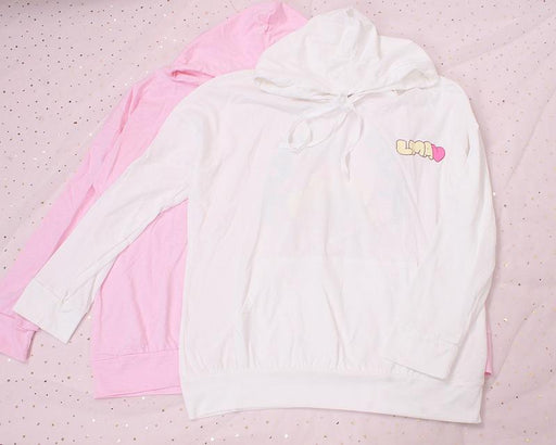 Sailor Moon Pastel Kawaii Aesthetic Pink Long Sleeves T-Shirt