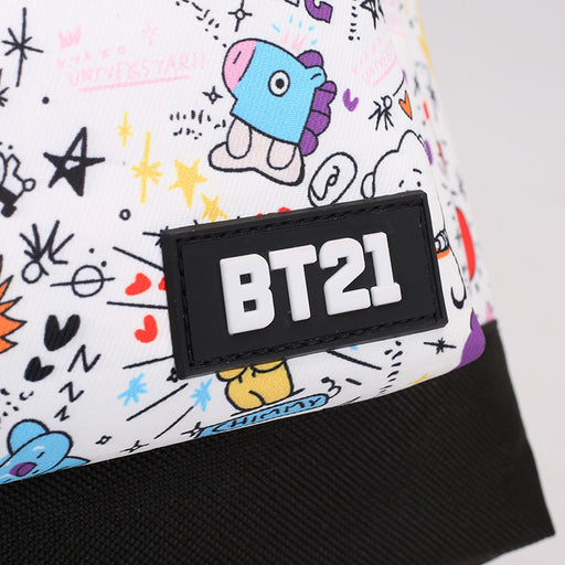 BT21 Merch - BT21 School Girl Backpack