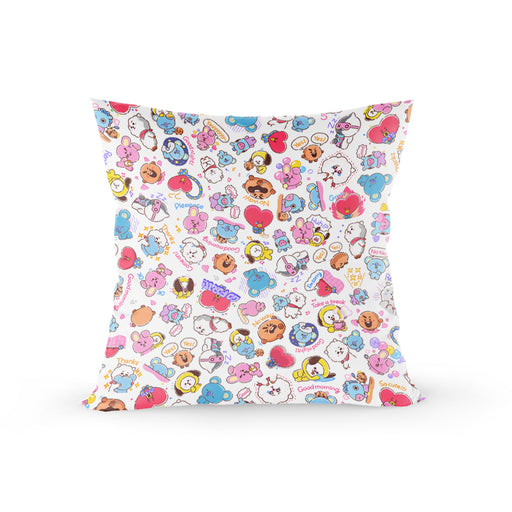 BT21 Merch - BT21 Family Pillow Cushion