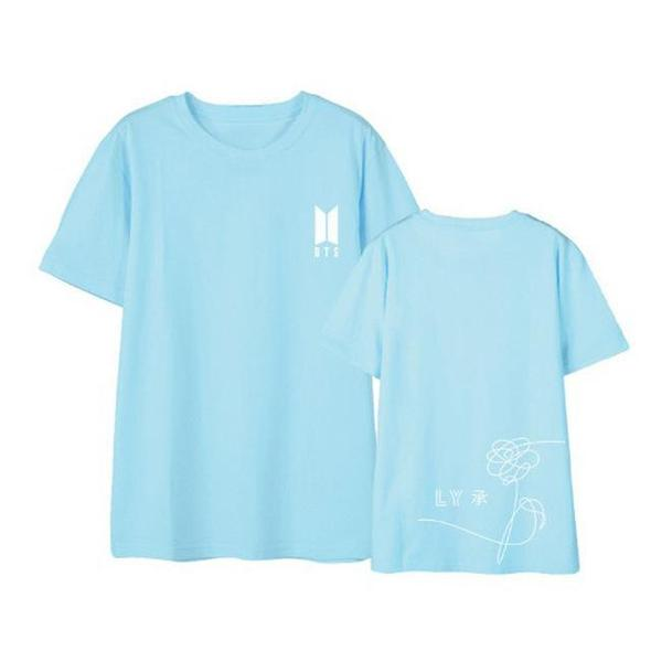 """BTS LOVE YOURSELF"" T-SHIRTS (5 COLORS)"