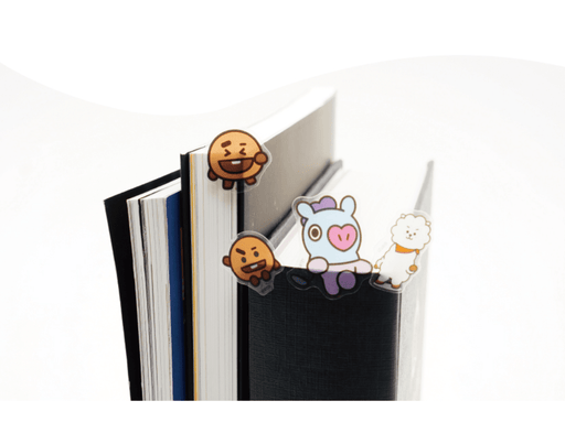 BT21 CLEAR STICKER SET (7P)