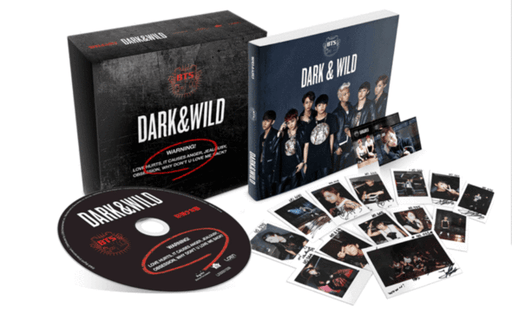 [BTS] 1ST FULL-LENGTH ALBUM - DARK & WILD