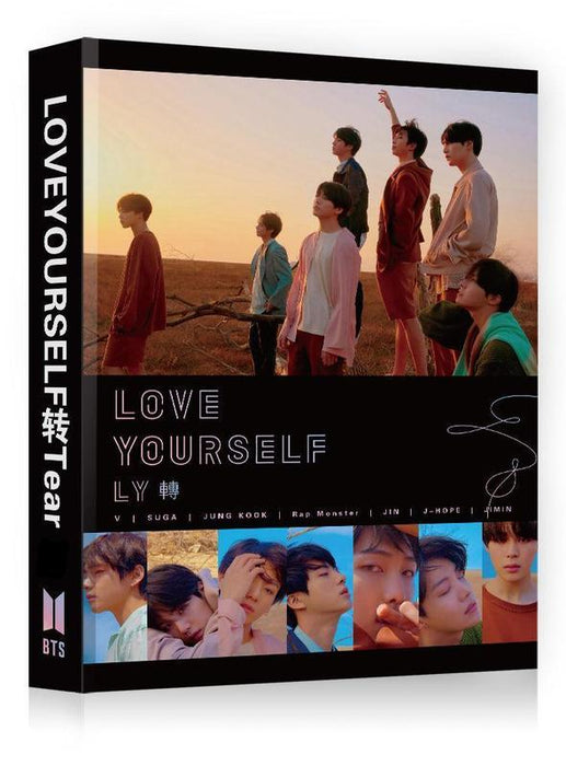 """BTS ALL IN ONE LOVE YOURSELF: TEAR �_ä"" ARMY BOX"