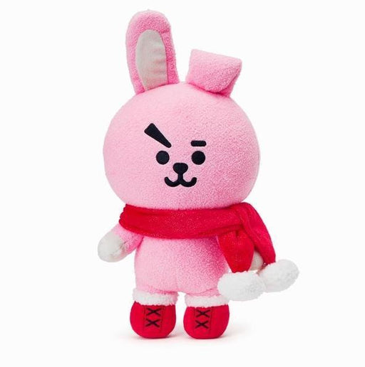 LINE FRIENDS OFFICIAL BT21 CHRISTMAS STANDING DOLLS