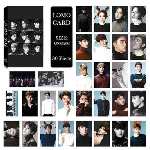 """EXO THE WAR"" PHOTO CARDS"