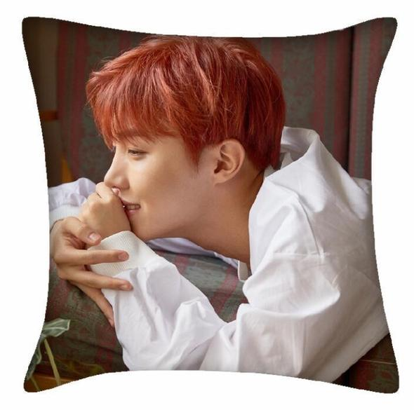 """BTS LOVE YOURSELF"" PILLOW"