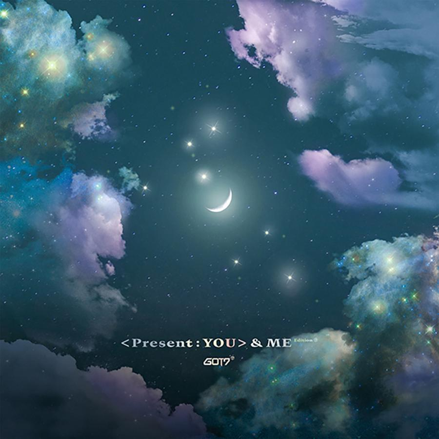 GOT7 3RD REPACKAGE ALBUM PRESENT : YOU & ME EDITION [2CD]