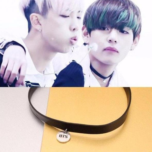 "BTS Mech -""PREPPY"" BTS CHOCKER"