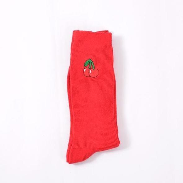 """FRUIT PARTY"" SOCKS"