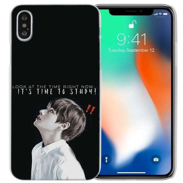 """12 STYLES BTS"" IPHONE CASES"