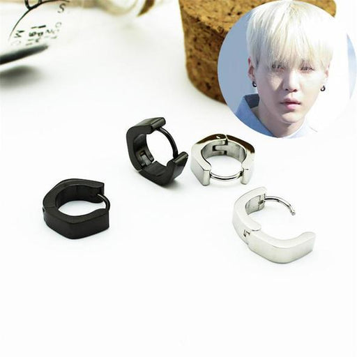 "BTS ""SUGA SIMPLE"" EARRINGS"
