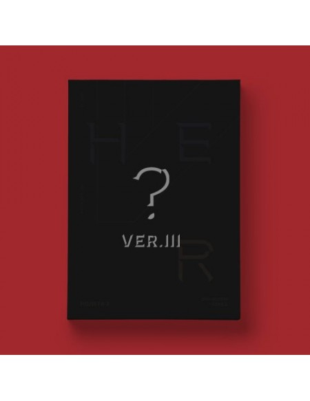 [III VER] MONSTA X 2ND ALBUM - TAKE 2 ARE YOU THERE? CD