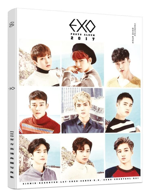 EXO LOTTO HD Photos KPOP Fans Collection