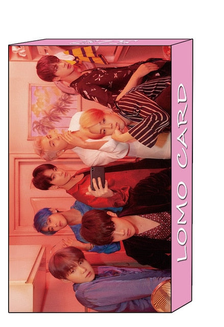 Map Of The Soul Persona Self Poster Photocard