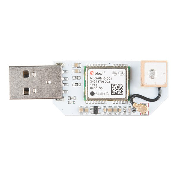 Onion GPS Expansion for Omega2 & Omega2+ - Server On The Move