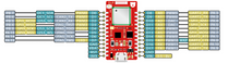 Load image into Gallery viewer, RedBear Duo - with Wifi & BLE & Particle.io (Cloud) - Development Board